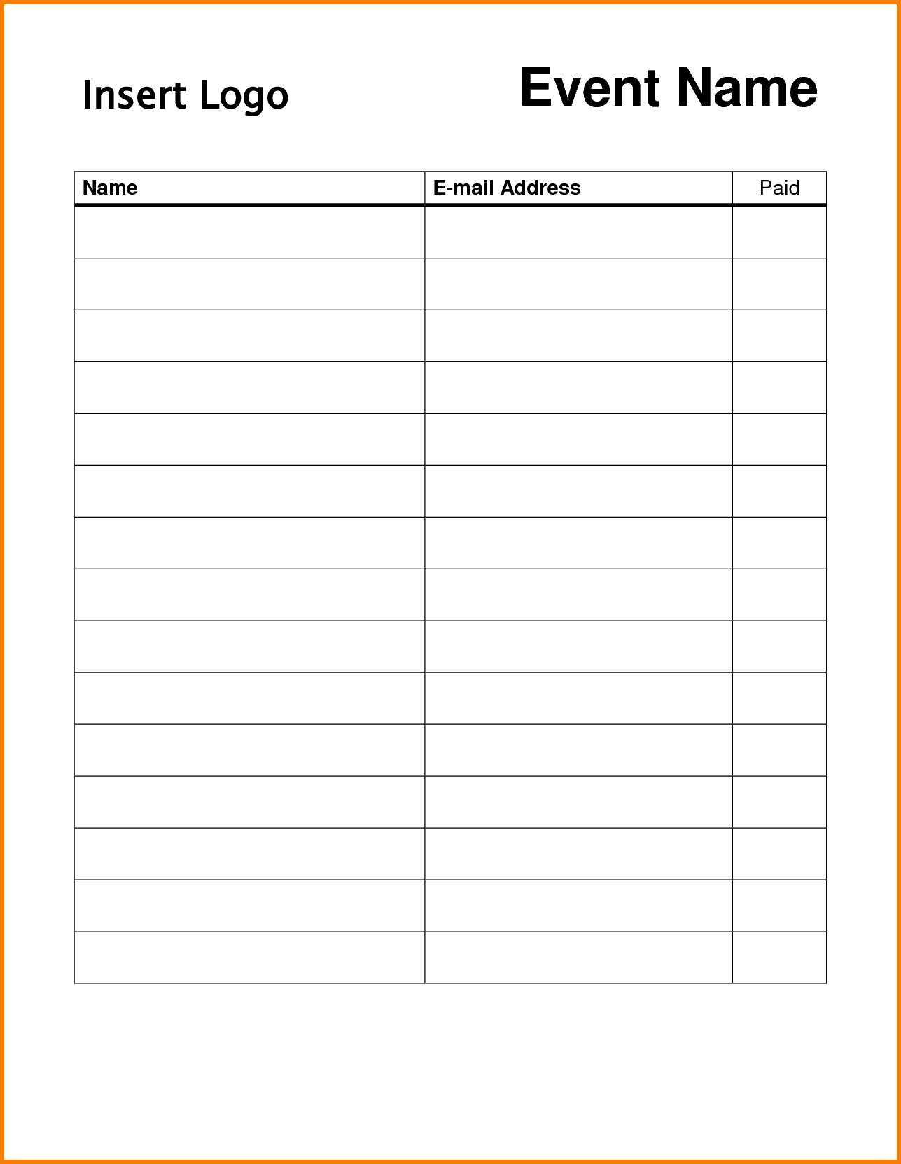 004 Sign In Sheets Templates Template Astounding Ideas Daycare Sheet regarding Day Care Attendance Sheet Template