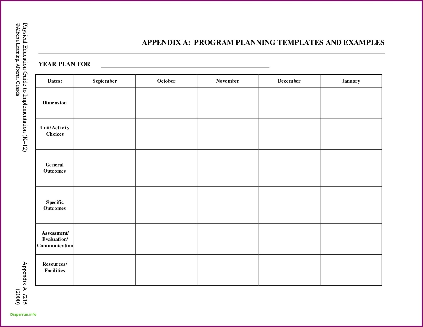 015 Monthly Lesson Plan Template Fresh Preschool Lareal Co Sample with Lesson Plan Template Printable Monthly
