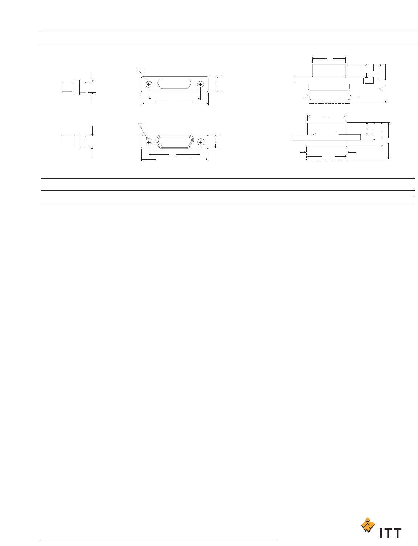 096510-0042 Datasheet - Itt Cannon, Llc | Digikey inside Itt Technical Institute Blank Letterhead