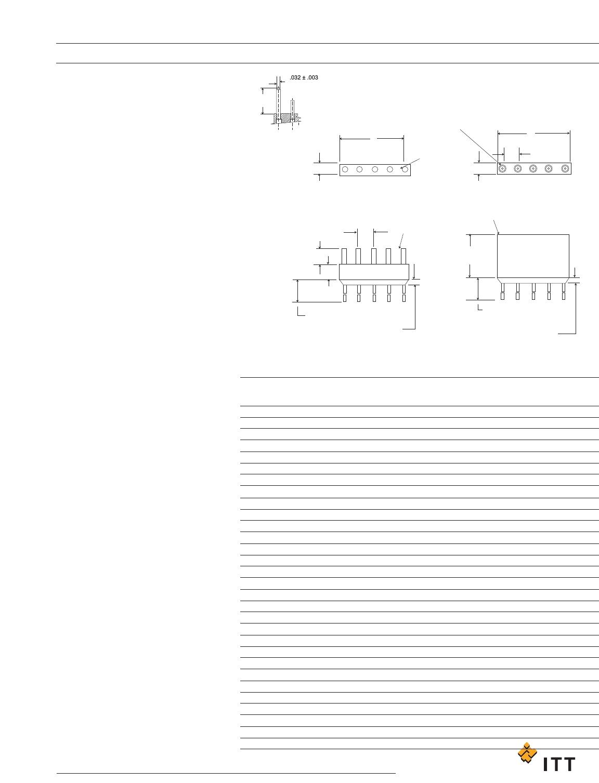 096510-0042 Datasheet - Itt Cannon, Llc | Digikey regarding Itt Technical Institute Blank Letterhead