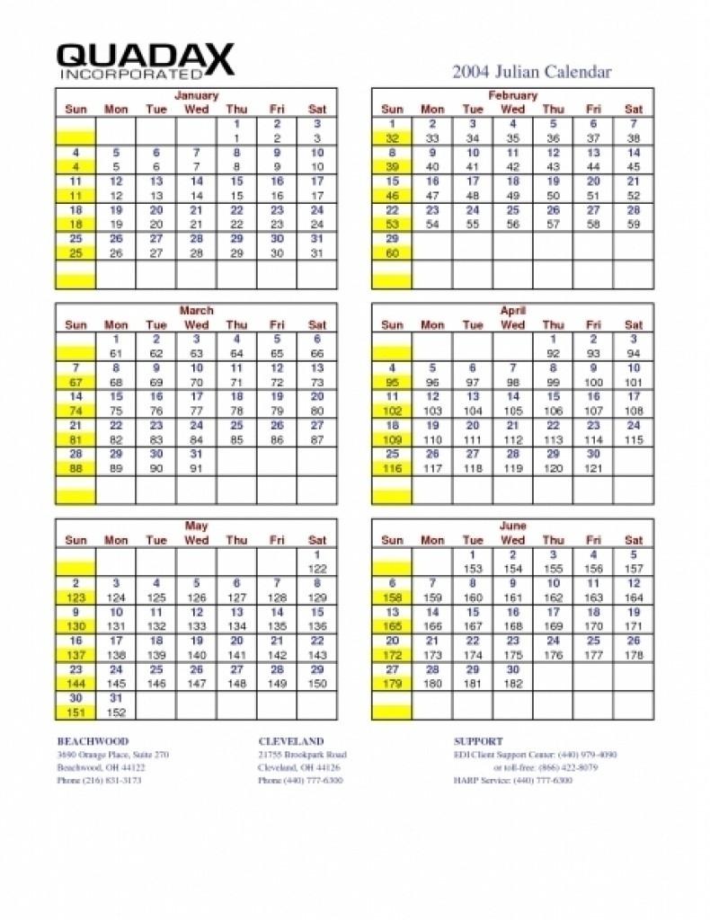 118 Day Of The Year Julian | Template Calendar Printable regarding 118 Day Of The Year Julian