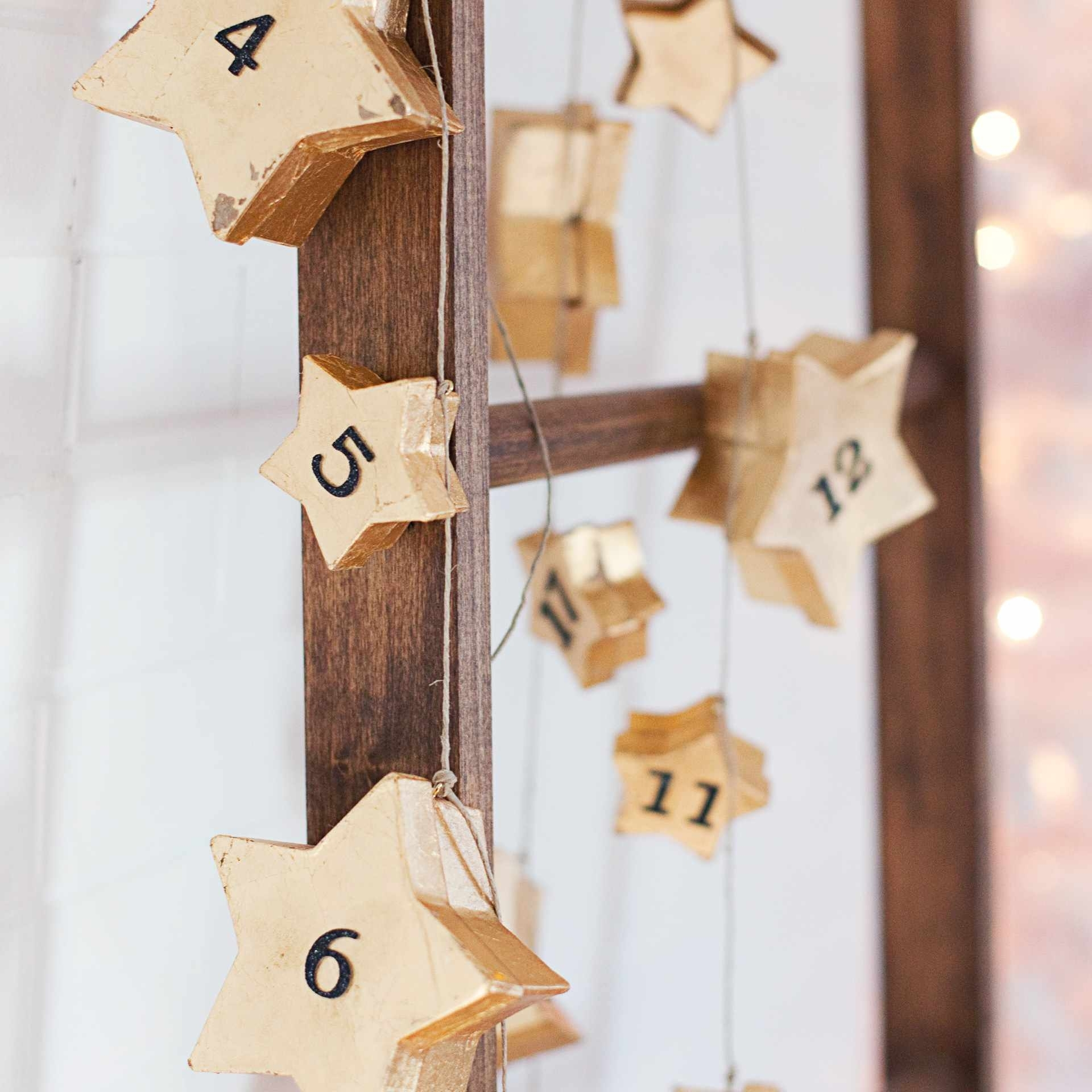 19 Diy Advent Calendars For Adults with Create An Advent Calender Wooden
