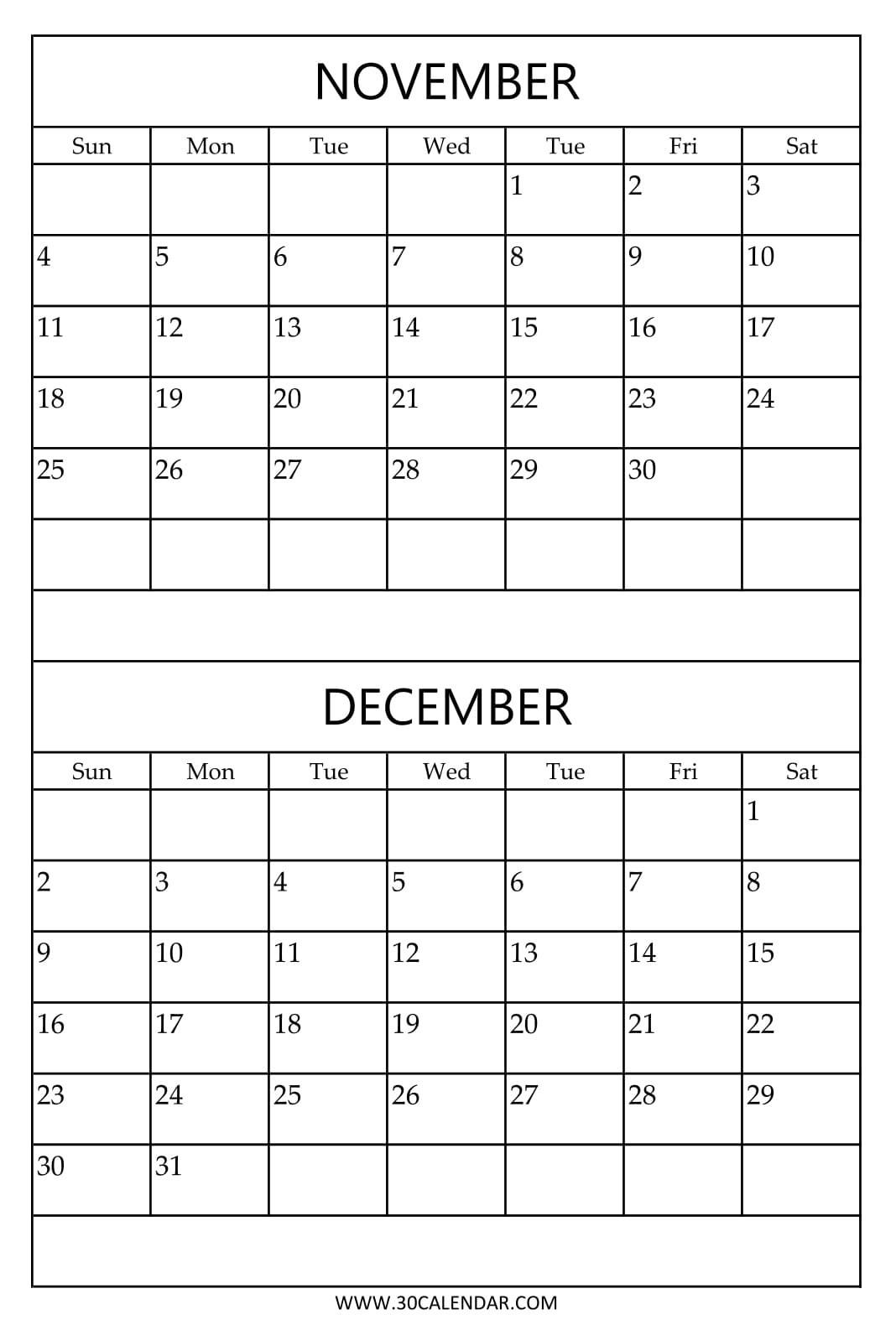 2 Month Calendar Printable With 2 Month Calendar Template - Free intended for 2 Month Calendar Template Printable