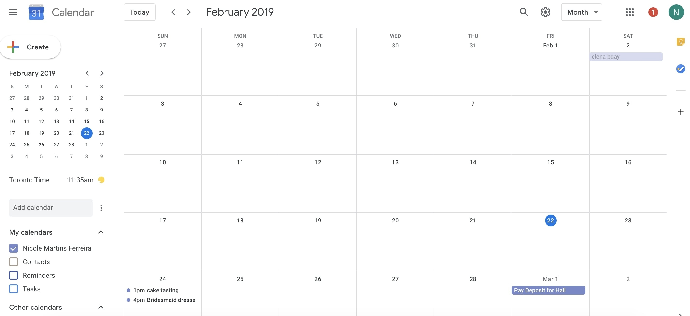20 Ways To Use Google Calendar To Maximize Your Day In 2019 intended for Birthday Time Slot Scheduling Calendar
