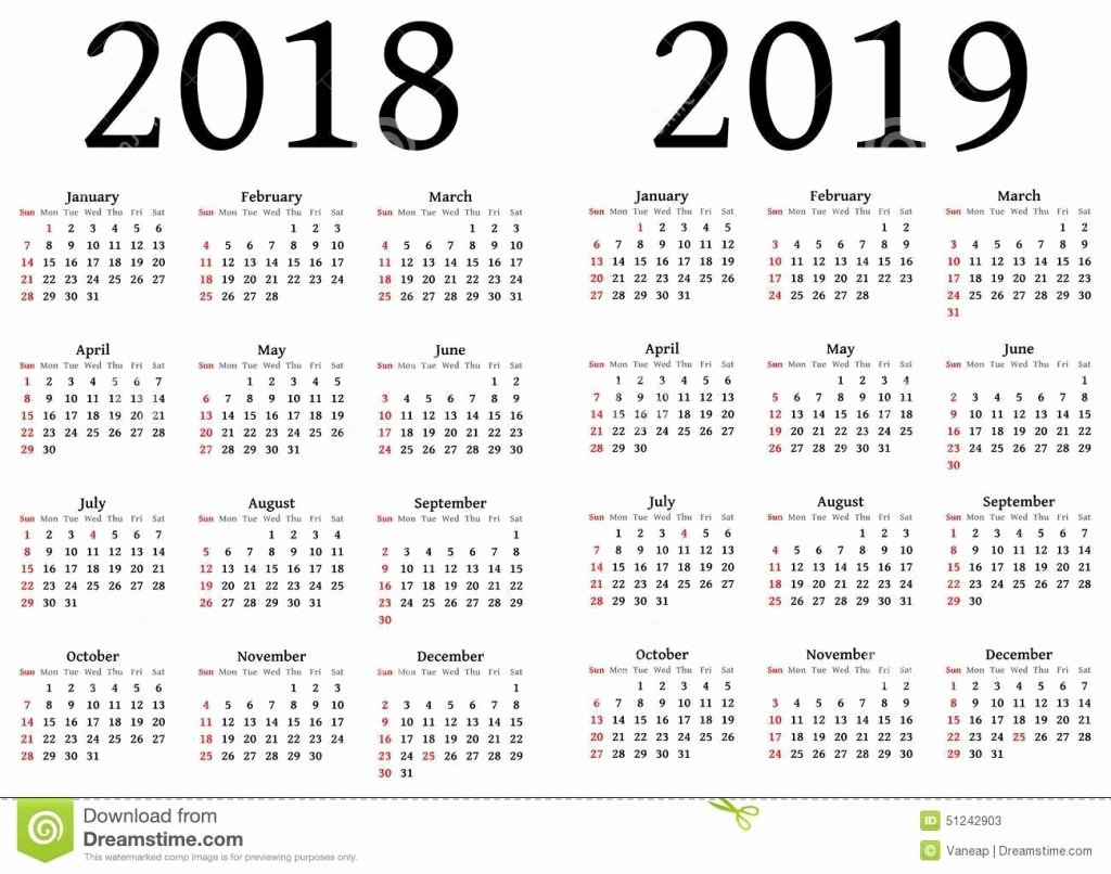 2019 Calendar With Julian Dates 2019 Yearly Julian Calendar Free in Calendar November With Julian Date