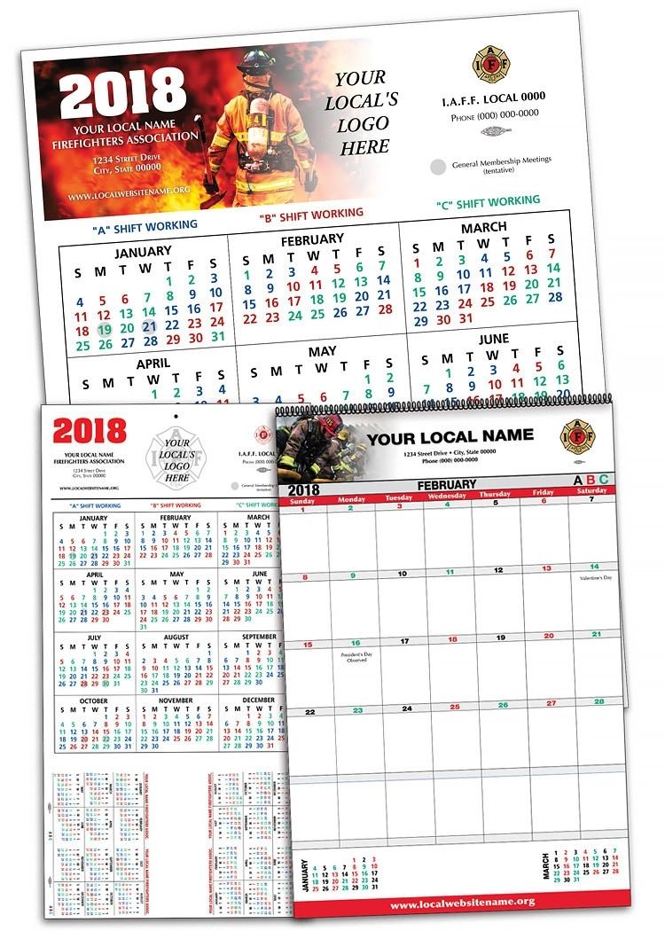 24 48 Shift Calendar 2017 48 96 Shift Calendar 2017 48 96 inside Firefighter 24 48 Shift Calendar