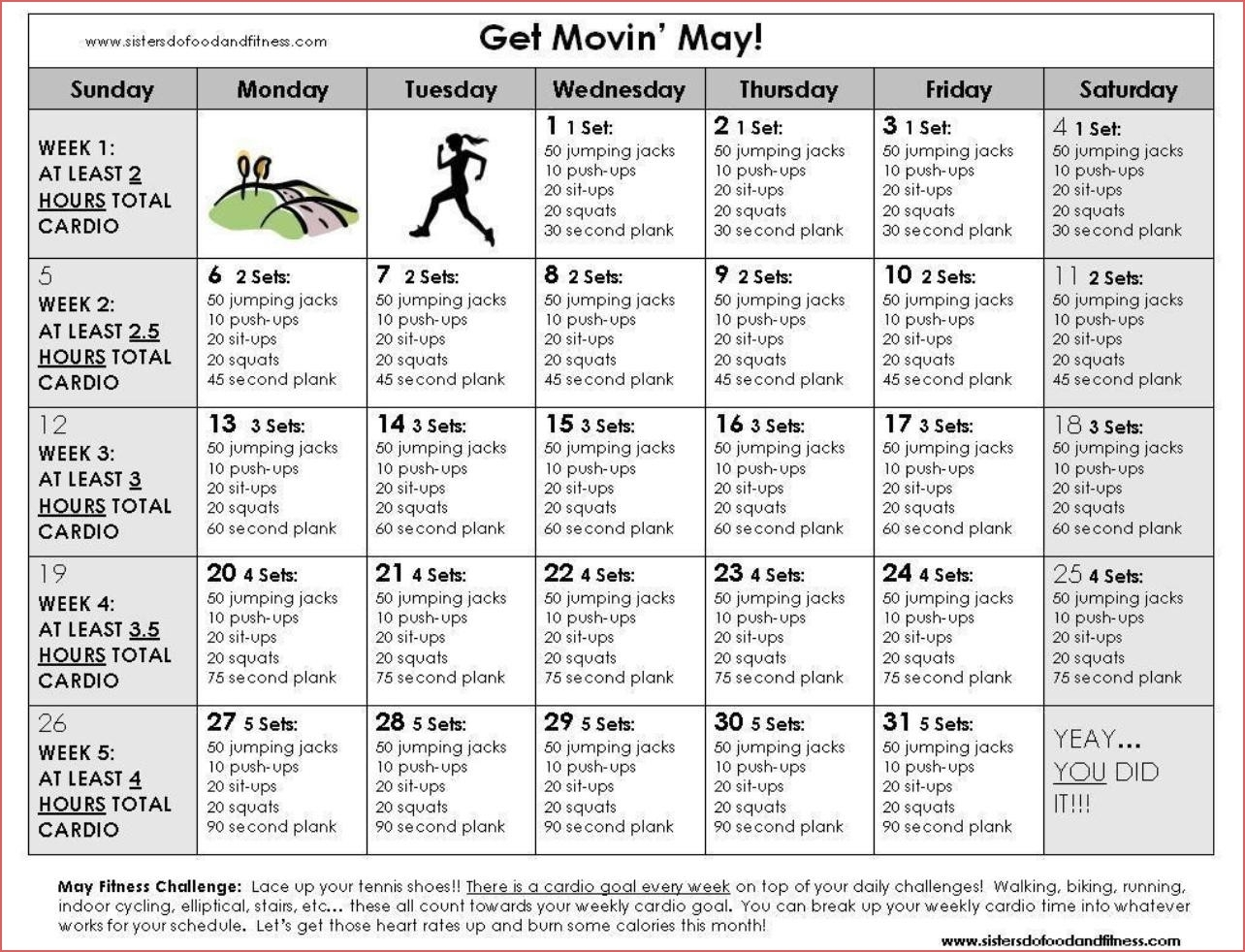 30 Day Challenge Calendar Printable Search Results For 30 Day Ab regarding 60 Days Challenge Template Calender