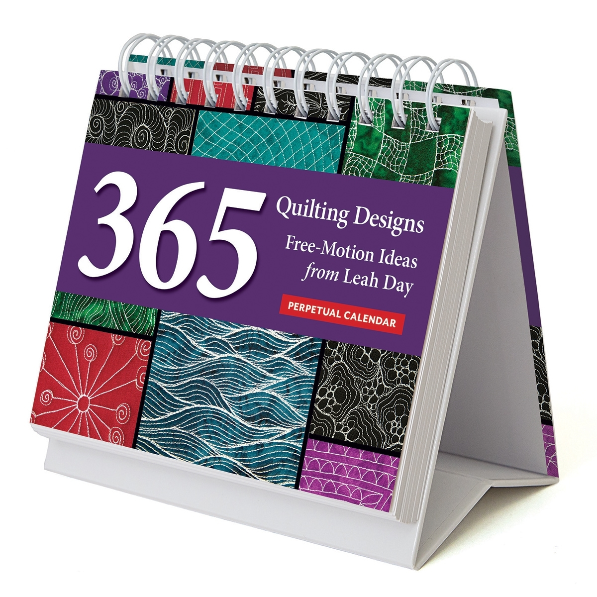 365 Quilting Designs Perpetual Calendar for Add Your Own Picture To A 365 Days Perpetual