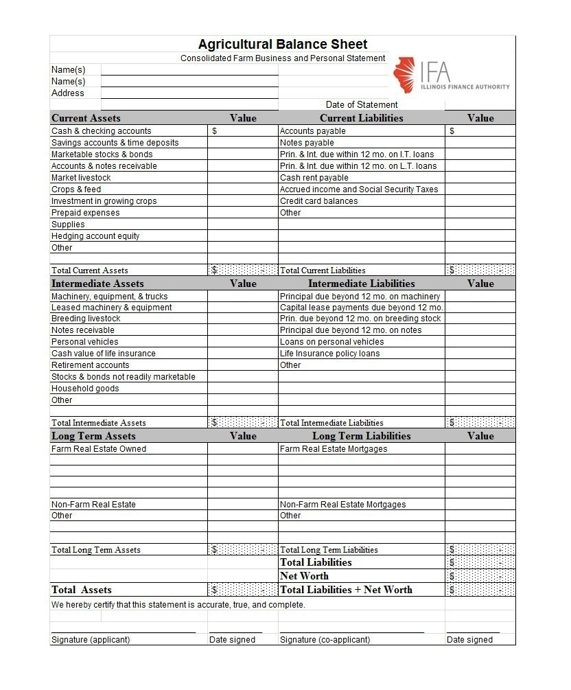 38 Free Balance Sheet Templates & Examples ᐅ Template Lab within Mothly Bill Payment Balance Sheet Blank
