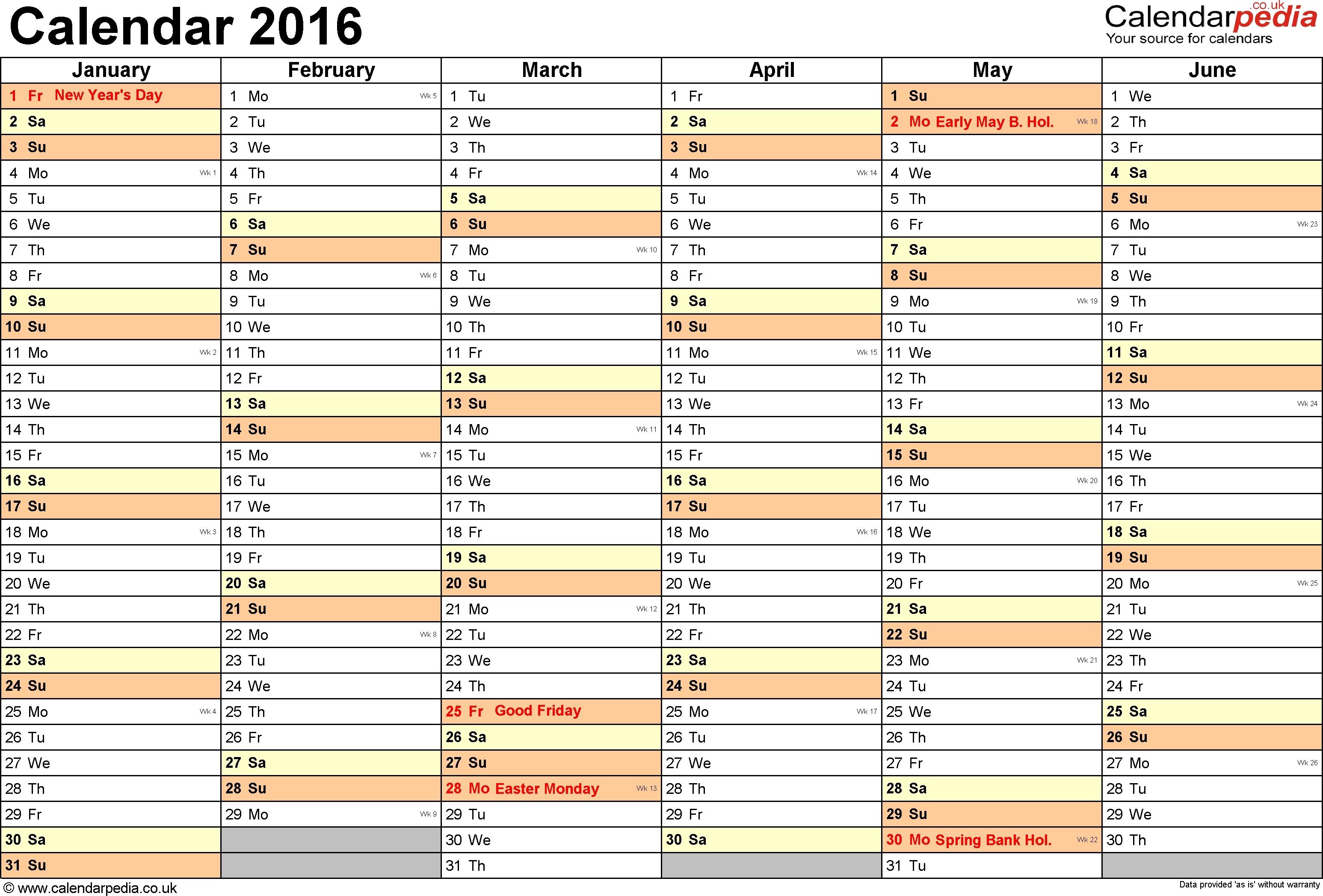 4 Week Blank Rotating Schedule Calendar | Template Calendar Printable in 4 Week Blank Rotating Schedule Calendar