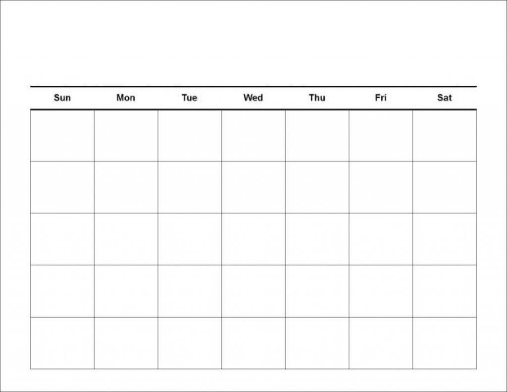 7 Day Calendar Printable   Printable Calendar Templates 2019 within 7 Day Calendar Template Printable