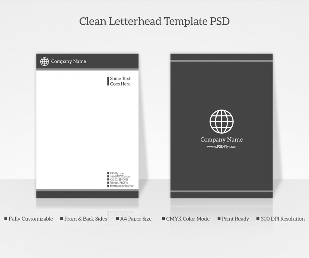 7 Letter Head Psd Images - Prospecting Cover Letter, Create A with Disney Princess Letter Head Templates Free