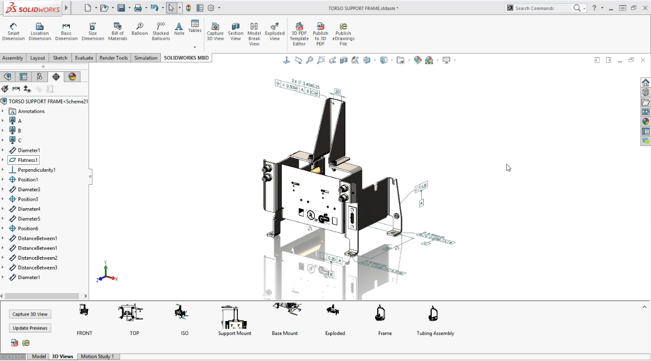 A Few Of My Favorite Things From Solidworks 2016 (Part 2 with regard to A Few Of My Favorite Things Template