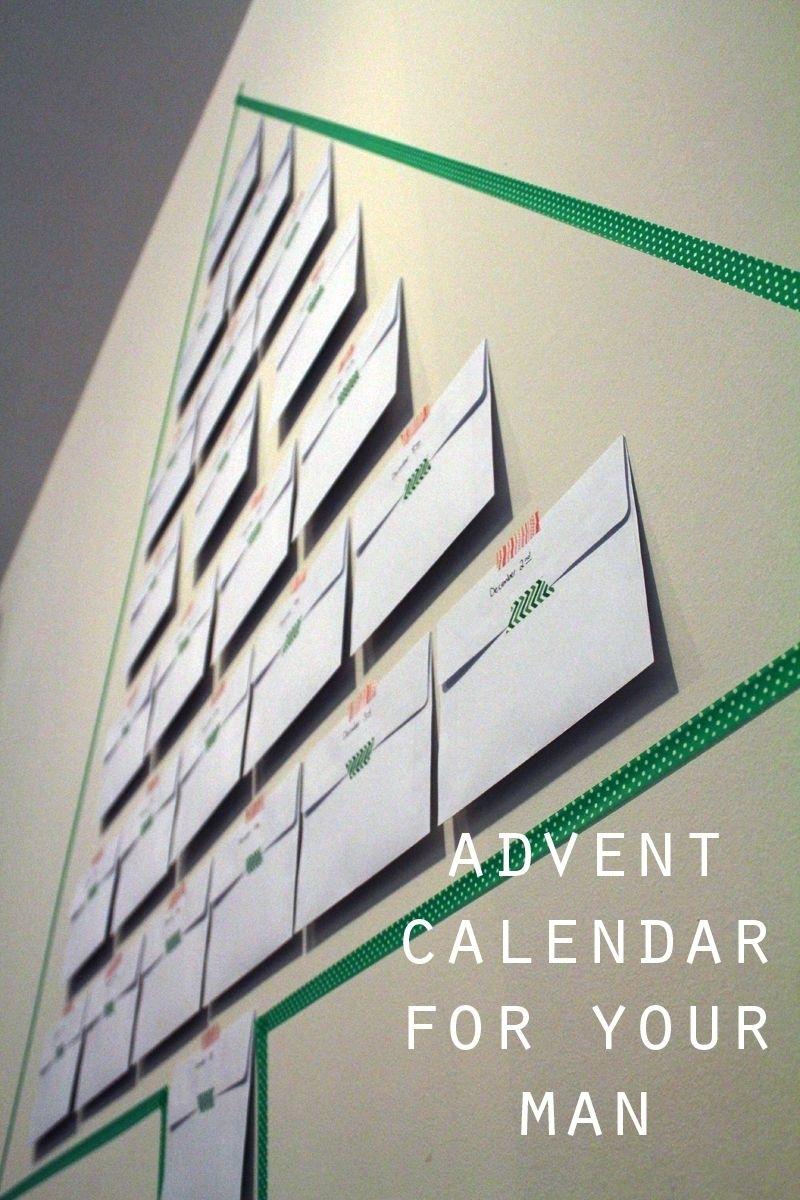 A Naughty Advent Calendar For My Man! With Sneak Peek Boudoir Photos throughout 12 Month Photo Calendar Ideas Naughty