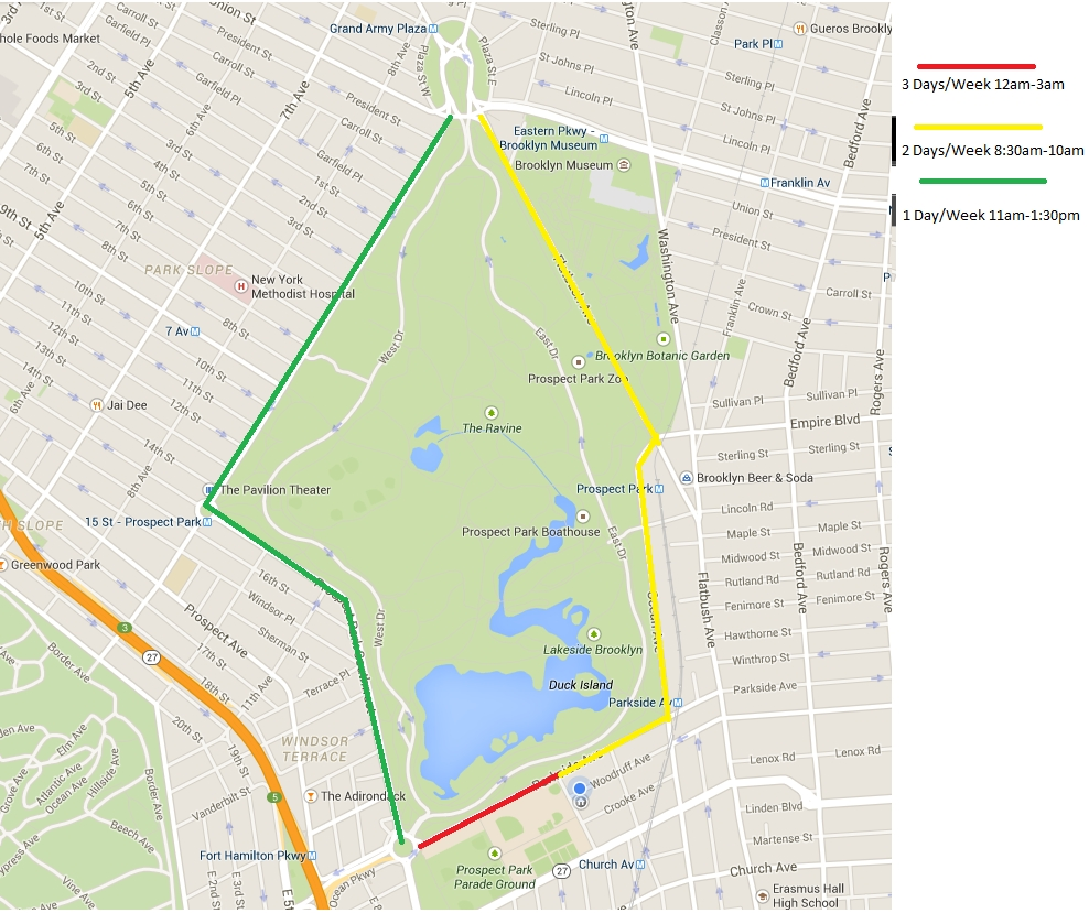 Alternate Side Parking Nyc Map (56+ Images In Collection) Page 1 regarding Nyc Parking Map Alternate Side