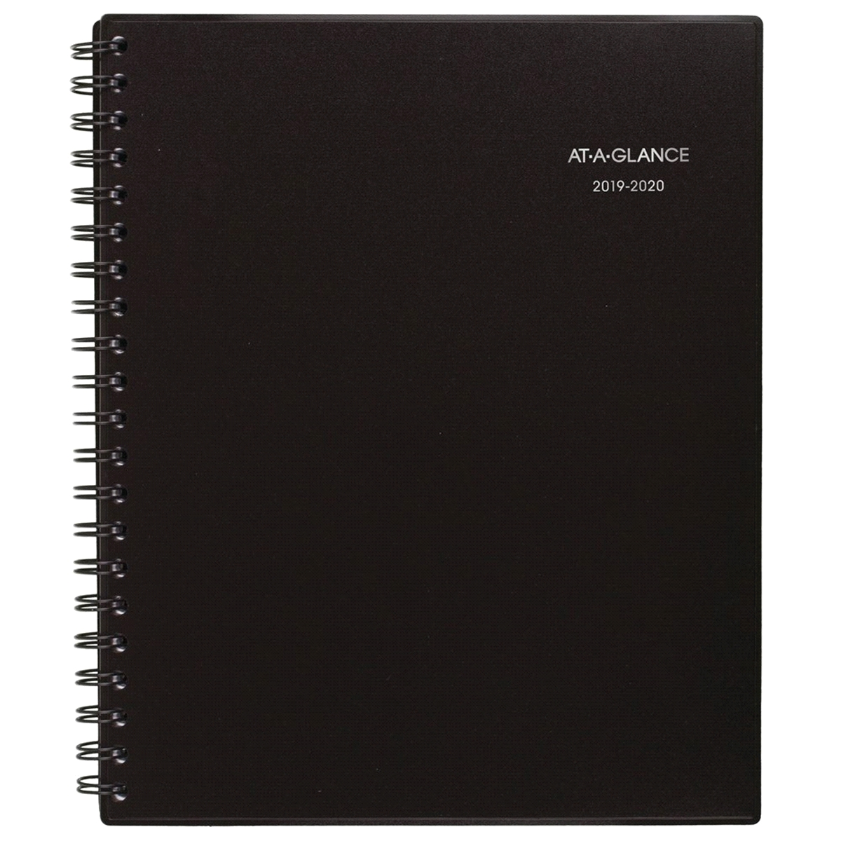 At-A-Glance Notetaker Academic Weekly/monthly Planner, 12 Months throughout 4 X 4 Monthly Planner