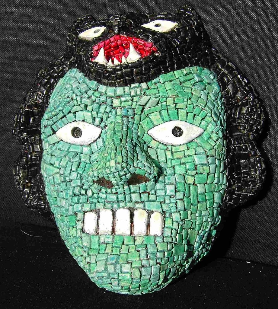 Aztec Mask: 6 Steps with regard to Aztec Masks And Ther Meanings