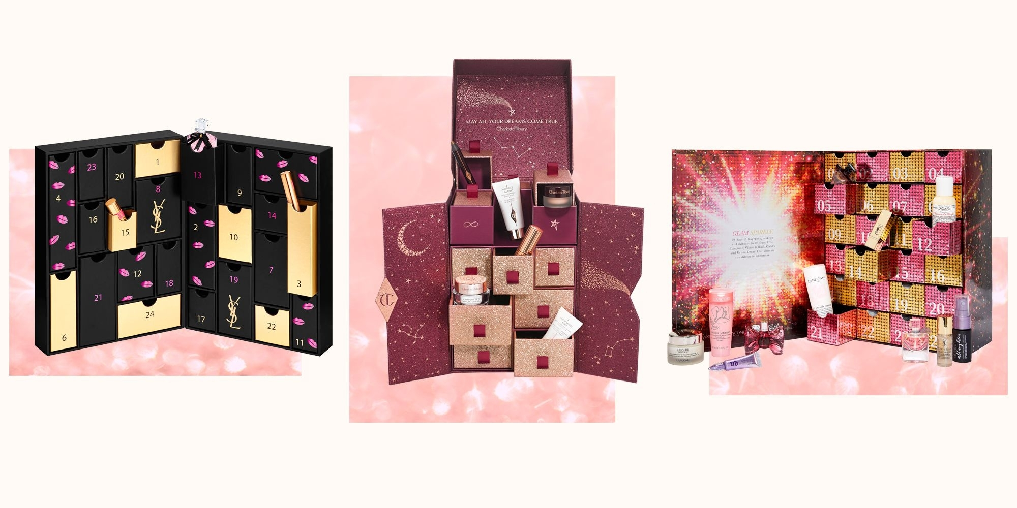 Beauty Advent Calendars 2019 - 40+ Of Best, From Charlotte Tilbury within Girls Advent Calendar With Gifts