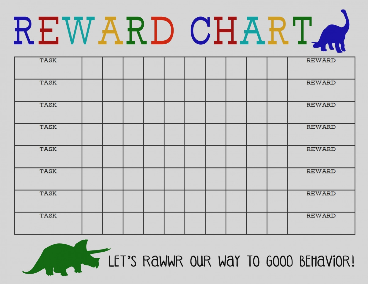 Behavior Chart Template Elegant Of Blank Reward Oloschurchtp Com for Printable Behavior Graph For Parents