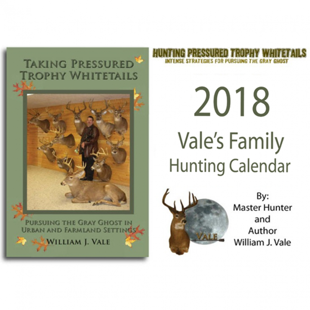 Bill Vales Three Month Deer Hunting Calendar - Pressured Deer Pro regarding Calendar To Print For Bills