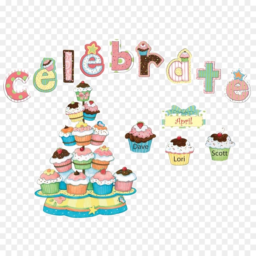 Birthday Cupcakes Happy Birthday Classroom - Birthday Png Download regarding Cup Cake For Classroom Birthday