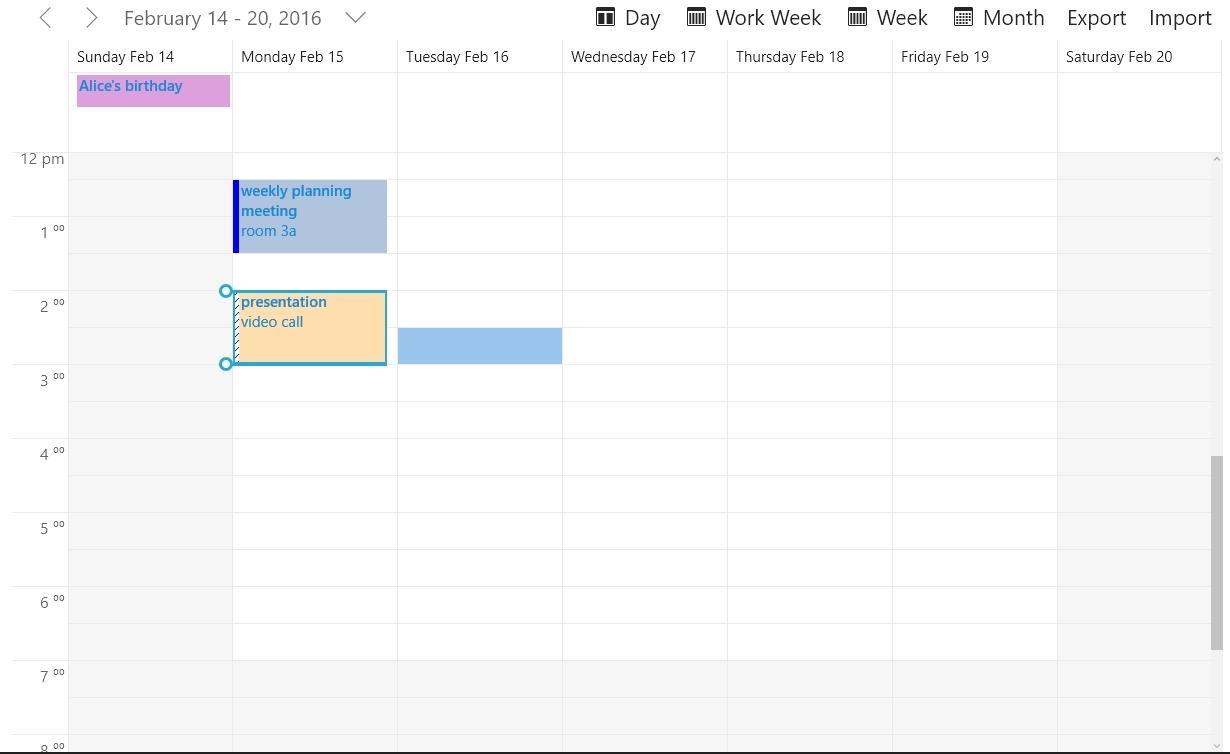 Birthday Time Slot Scheduling Calendar | Template Calendar Printable in Birthday Time Slot Scheduling Calendar