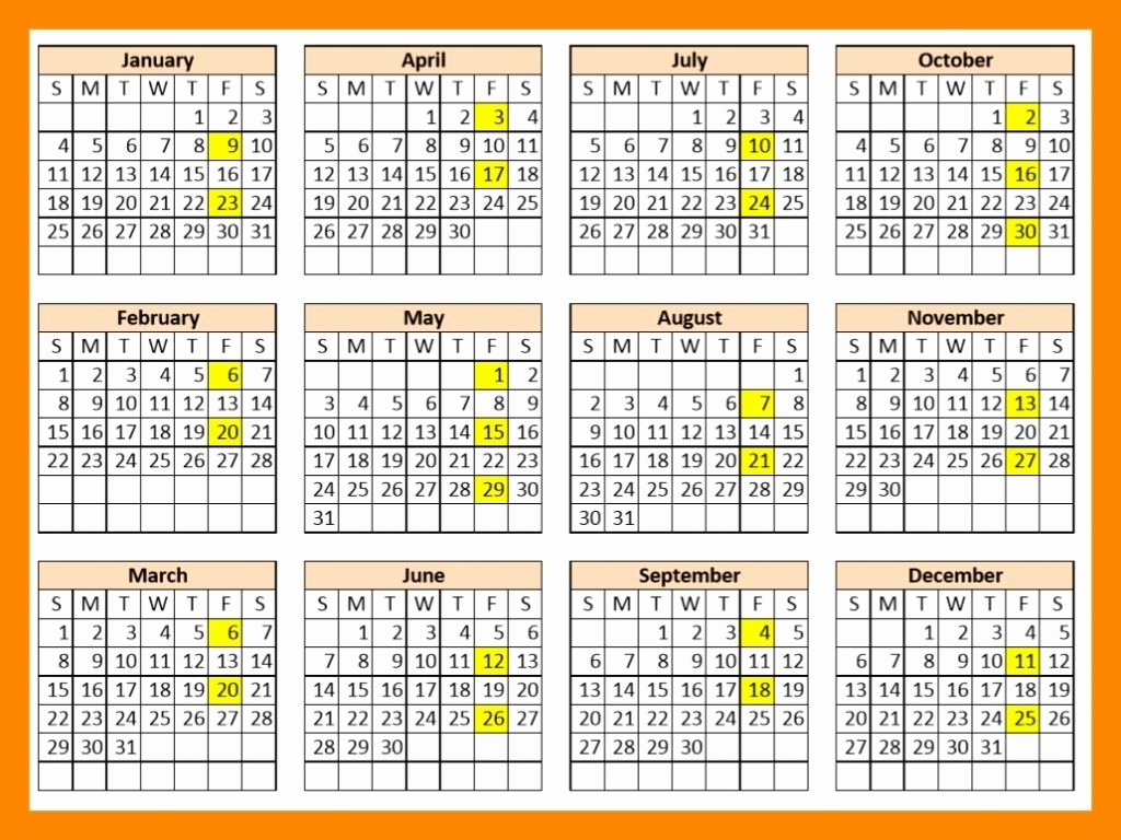 Biweekly Payroll Calendar 2019 Semi Monthly Payroll Calendar 2018 with Calendar Of Biweekly Pay Dates