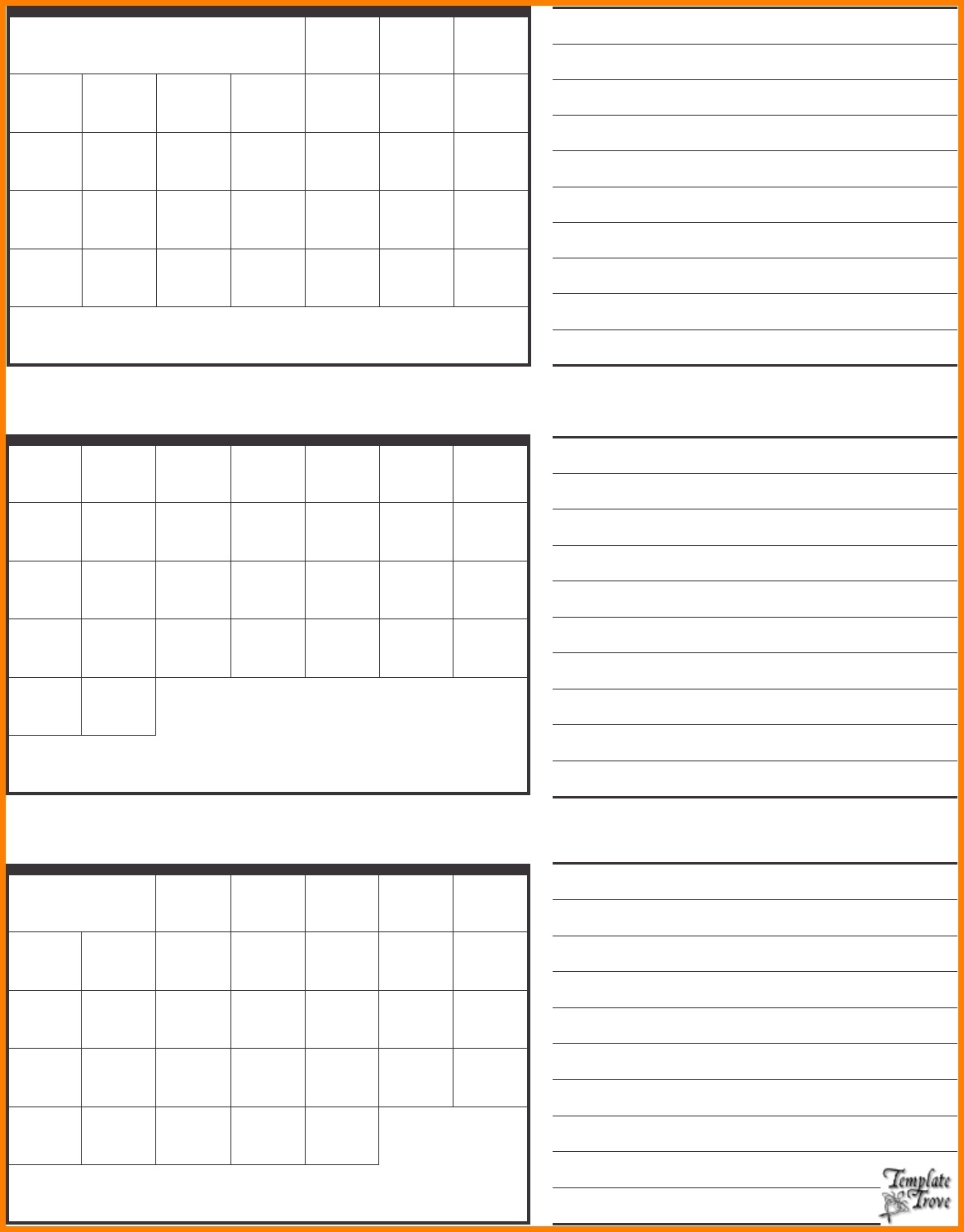Blank 3 Month Calendar | Thegioithamdep throughout Three Month Printable Calandar Free