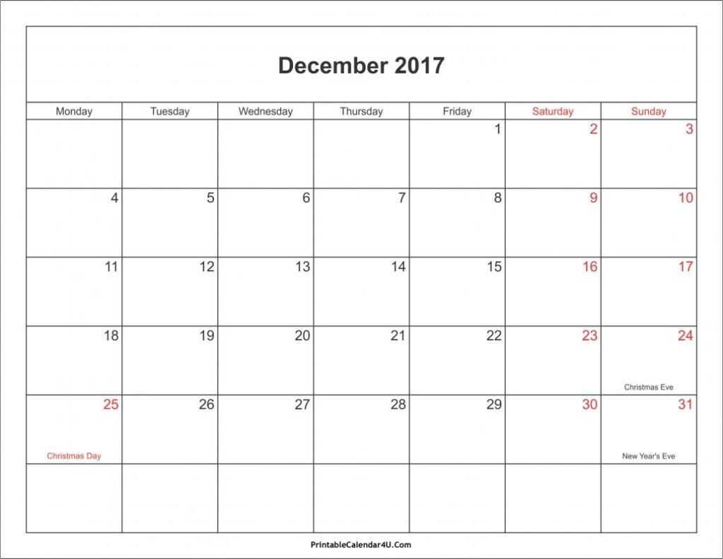 Blank 31 Day Calendar | Thegioithamdep in Printable Blank 31 Day Calendar