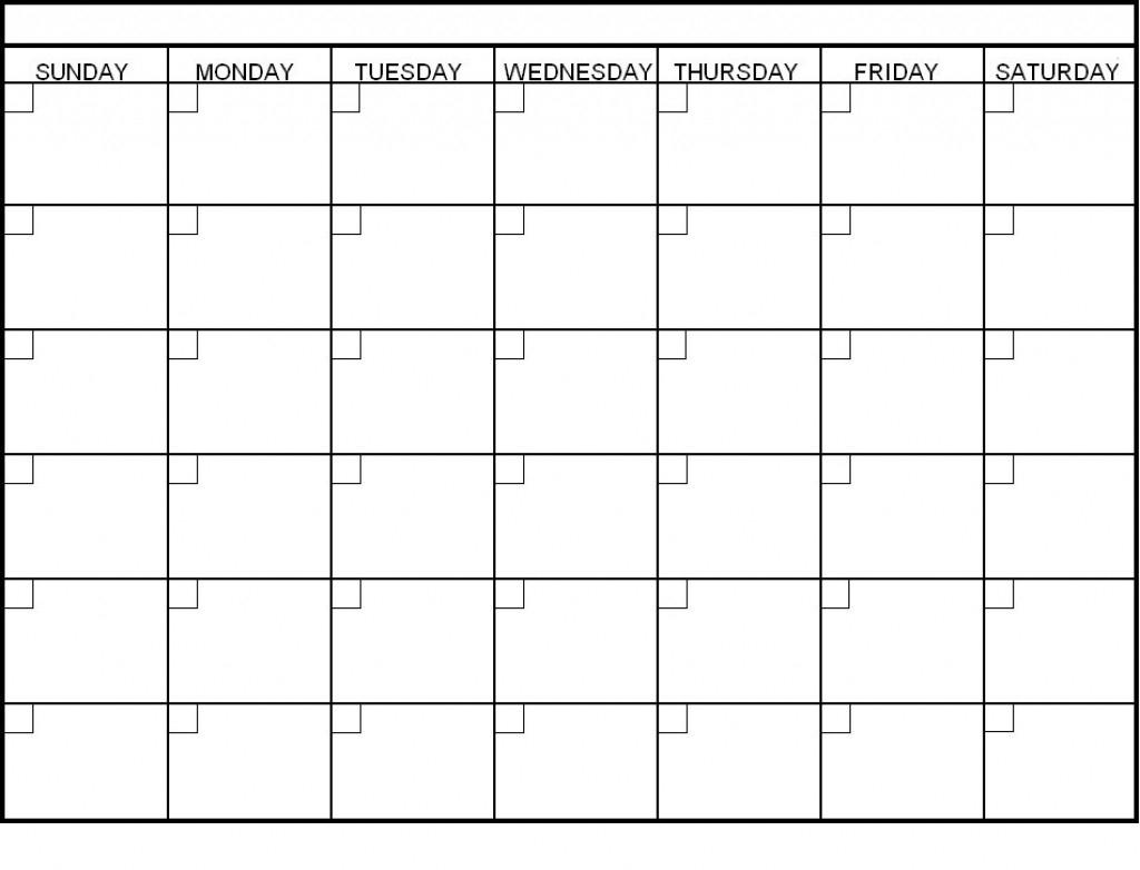 Blank 6 Week Calendar Oklmindsproutco Pictures Within 6 Week intended for 6 Week Blank Calendar Template