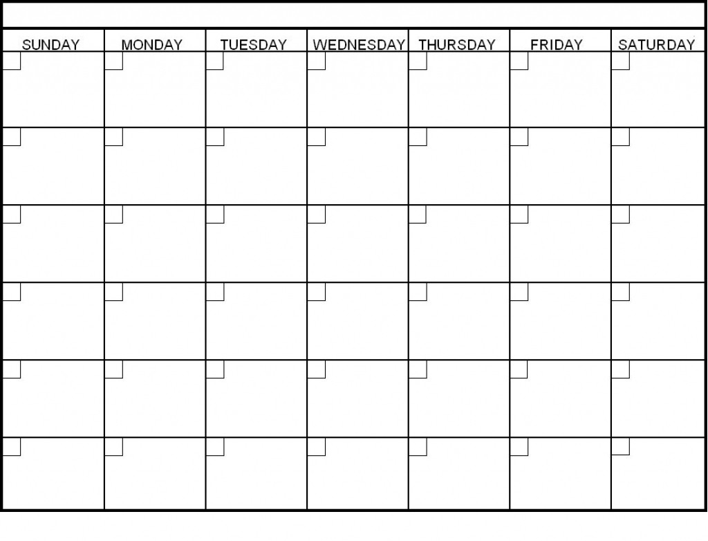 Blank 6 Week Calendar Oklmindsproutco Pictures Within 6 Week pertaining to 6 Week Calendar Template Printable