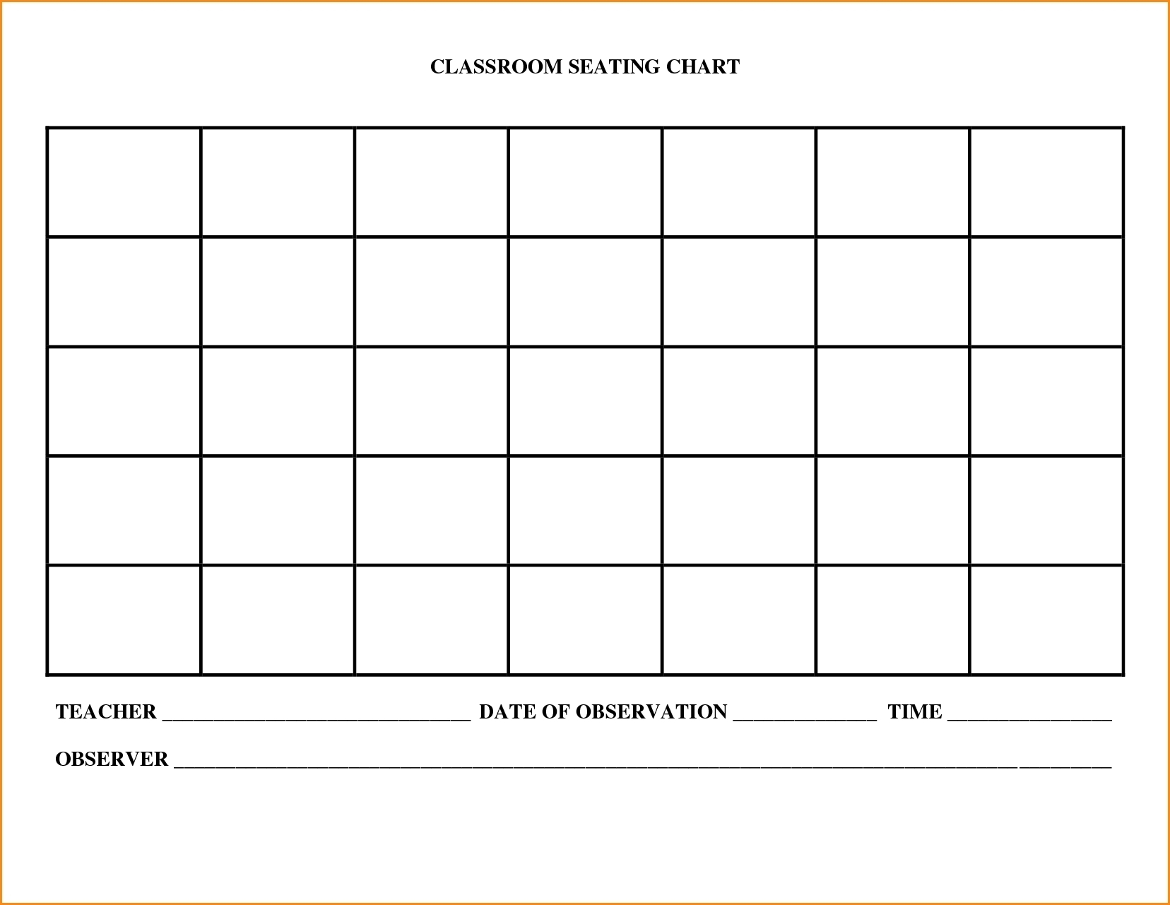 Blank Calendar Chart For Classrooms | Template Calendar Printable throughout Blank Calendar Chart For Classrooms