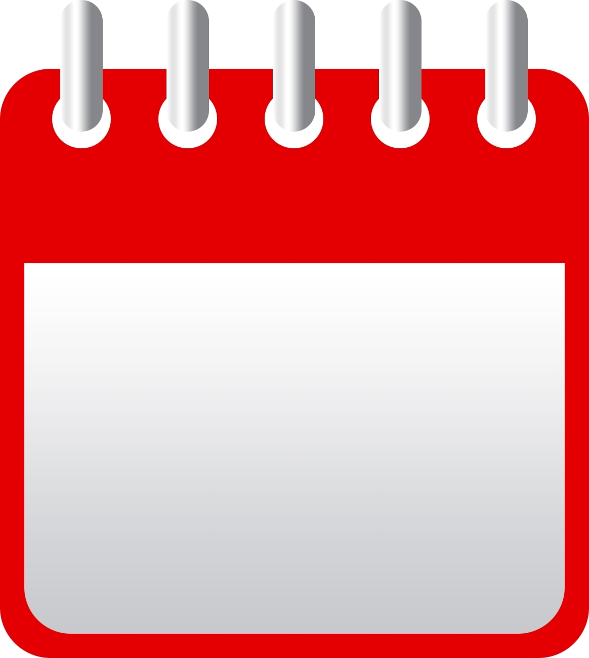 Blank Calendar Icon Png #41273 - Free Icons Library regarding Free Images Generic Calendar Icon