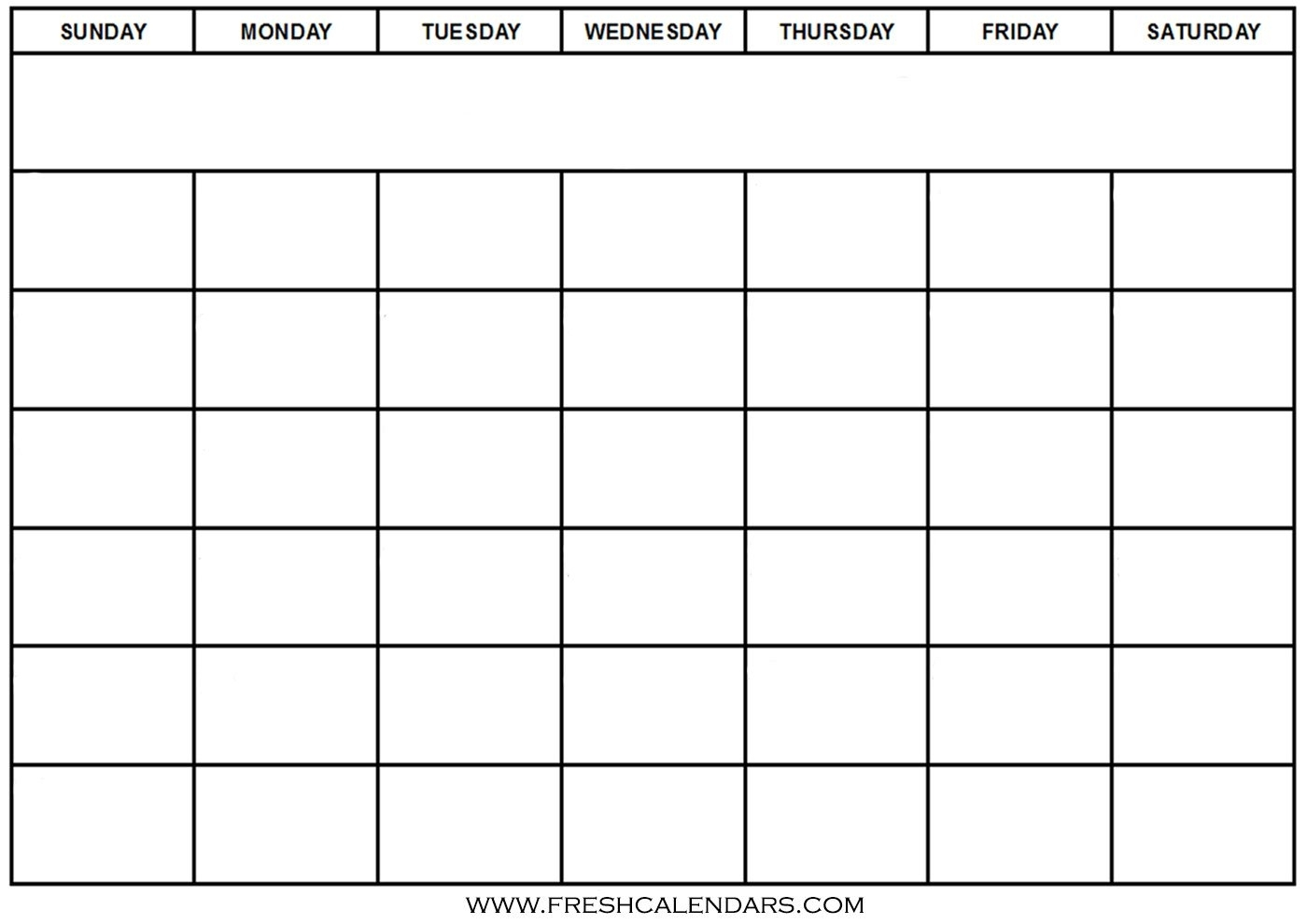 Blank Calendar: Wonderfully Printable 2019 Templates regarding Free Printable Blank Calendar Templates