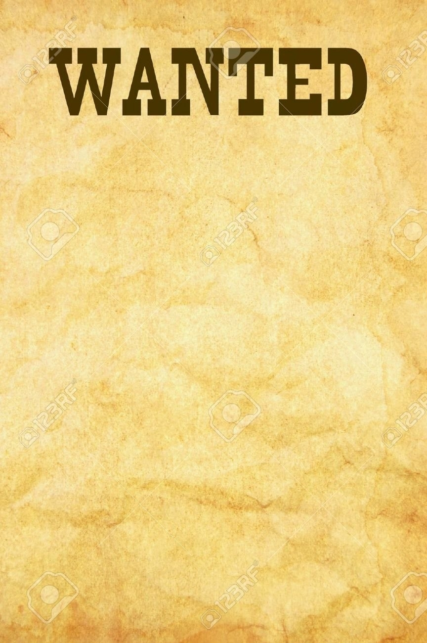 Blank Wanted Poster To Pin On Pinterest Pinsdaddy – Latter Example inside Free Printable Wanted Poster Template