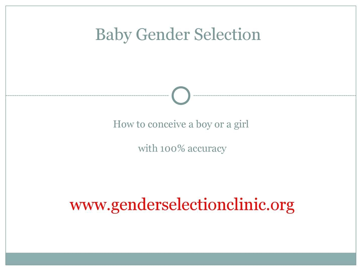 Calaméo - How To Choose The Gender Of Your Baby in How To Choose Your Babys Gender