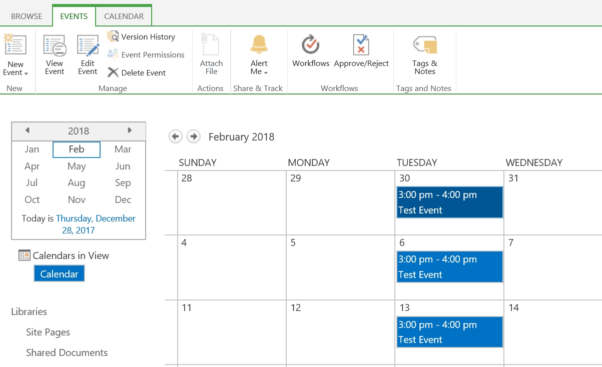 Calendar Item Approval Process – Pepfar Sharepoint within Sharepoint 2013 Calendar Items Duplicate When Overlay