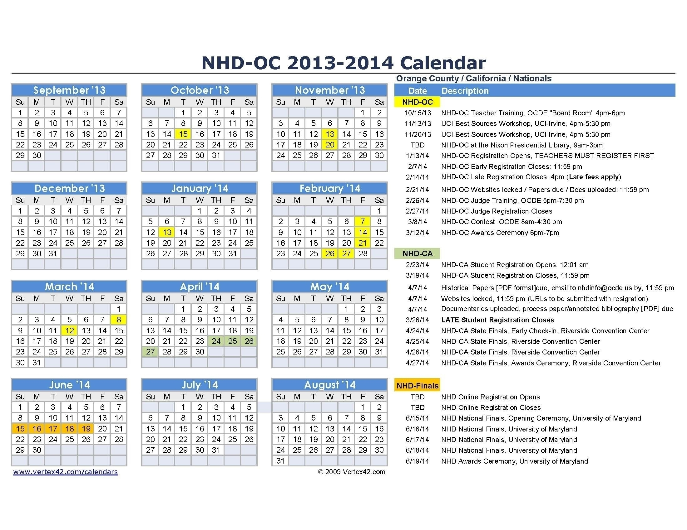 Calendar Of All National Days August | Template Calendar Printable throughout National Days Of The Year Calendar