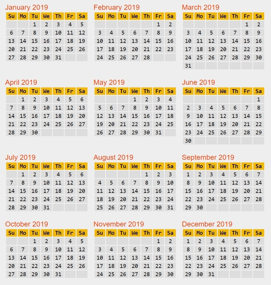 Calendar Reform Needed? with Day Of Year Calendar Leap Year Non Leap Year
