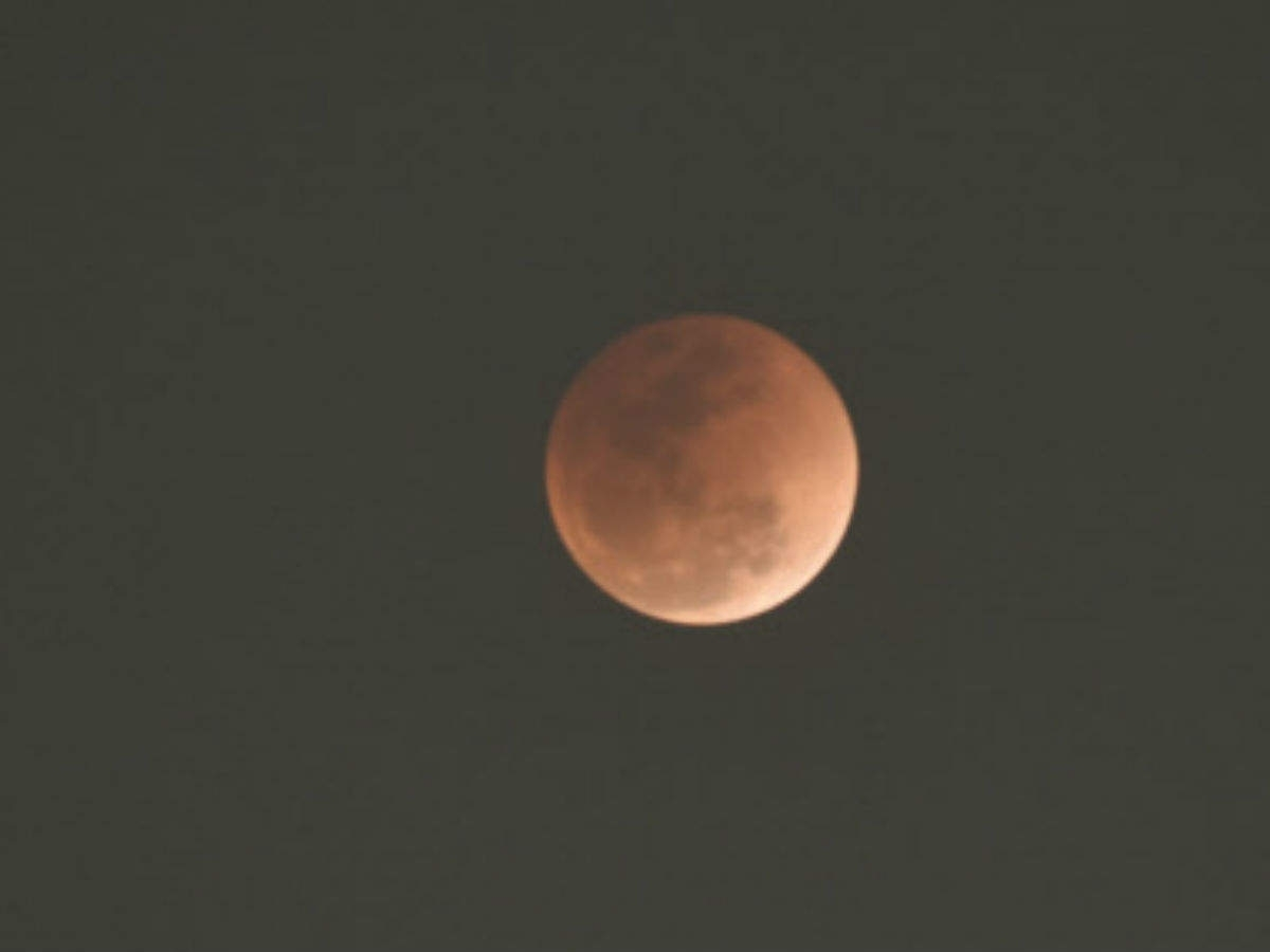 Chandra Grahan | Lunar Eclipse July 2018: Deep Red Blood Moon On with Moon July 21 Day Malayalam