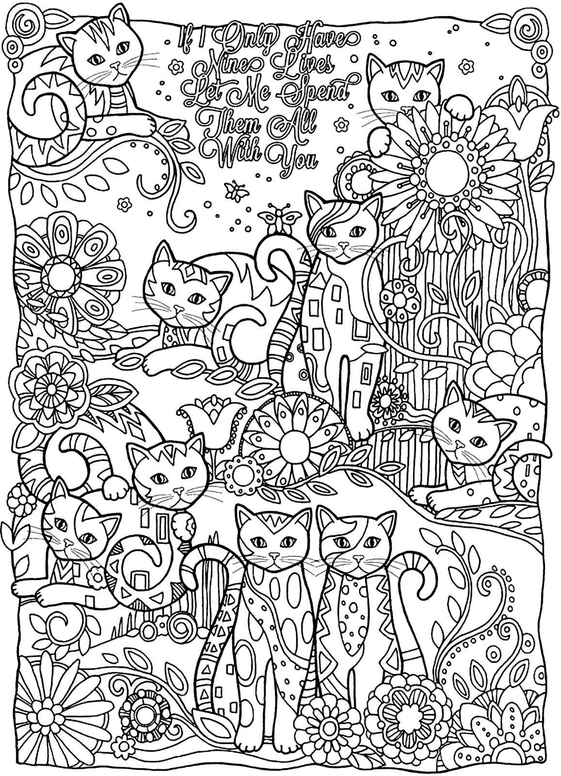 Coloring Page ~ Adult Coloring Pages Dr Odd Excelent Free Printable pertaining to August Printable Images To Color