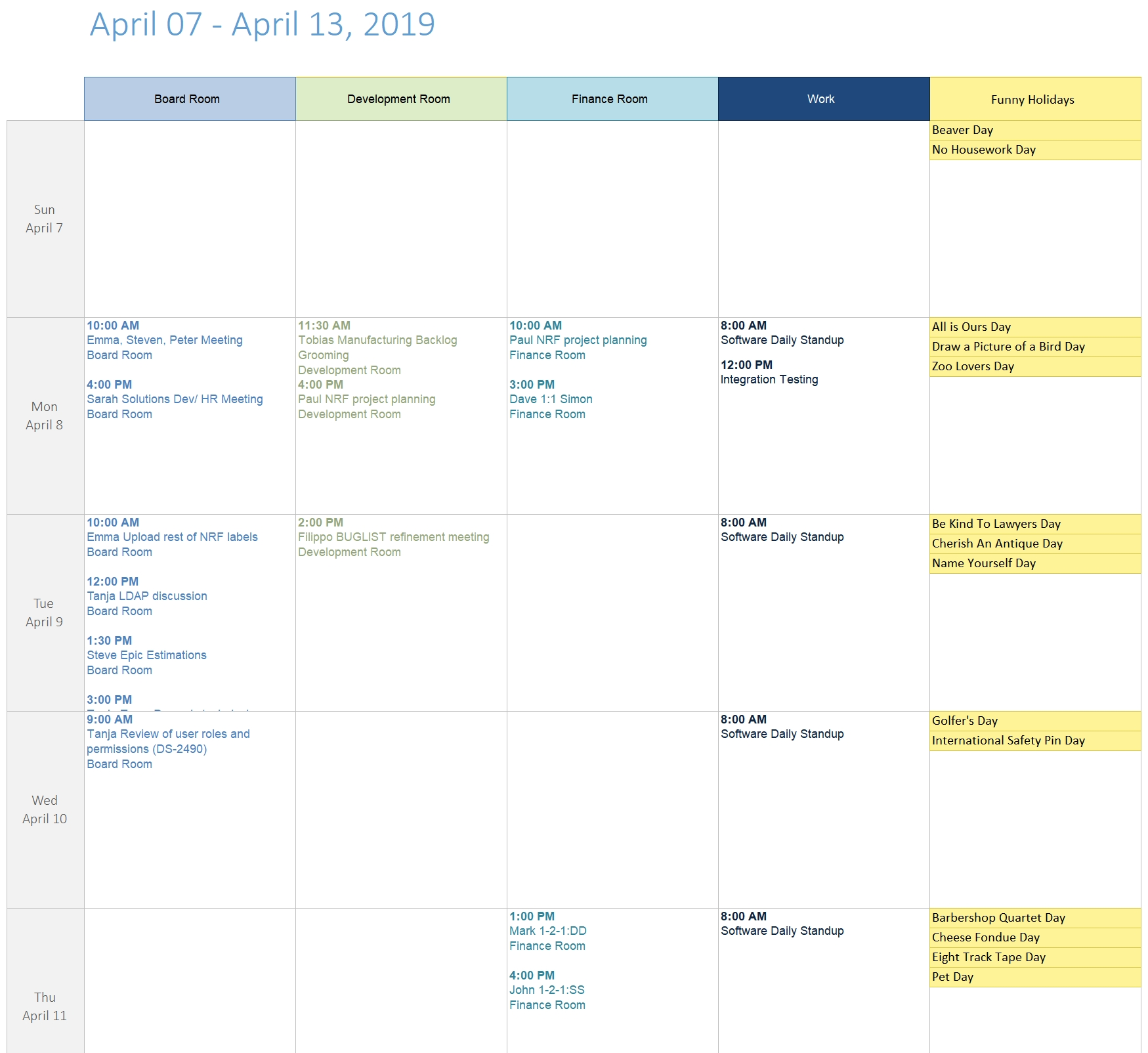 Customize And Print Calendar Templates In Excel And Word for Monthly Calendar With Time Slots