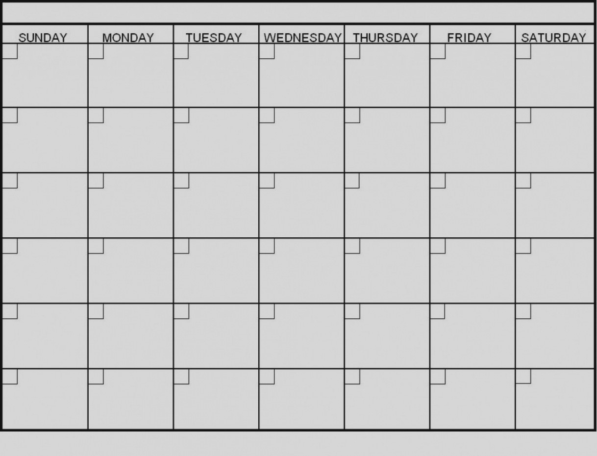 Dashing Blank Calendar 6 Week • Printable Blank Calendar Template intended for Blank Calendar 6 Weeks Start On Sunday