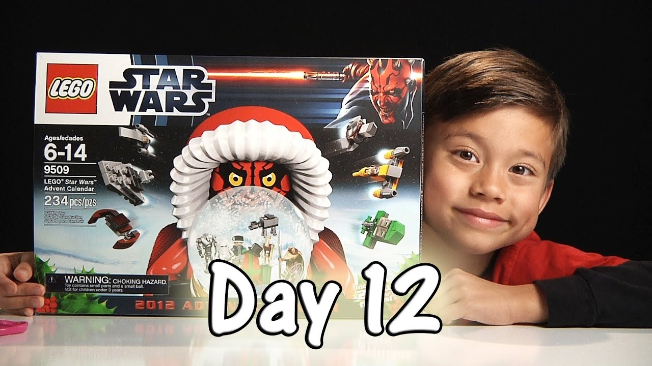 Day 12 Lego Star Wars Advent Calendar Review Set 9509 - 2012 - Stop with regard to Advent Calendar 2013 Lego Star Wars Codes