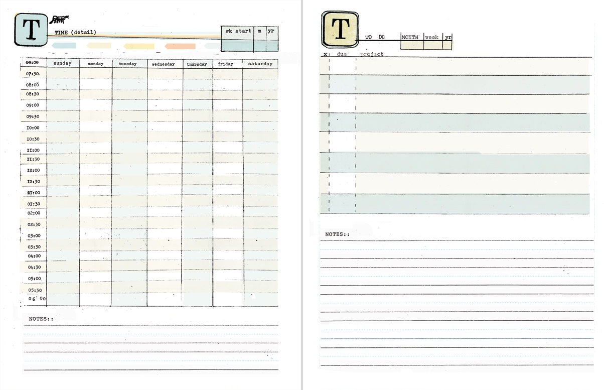 Day Planner Template Pdf Fix Meal Excel Free Menu | Smorad throughout 7 Day Time Weekly Planner