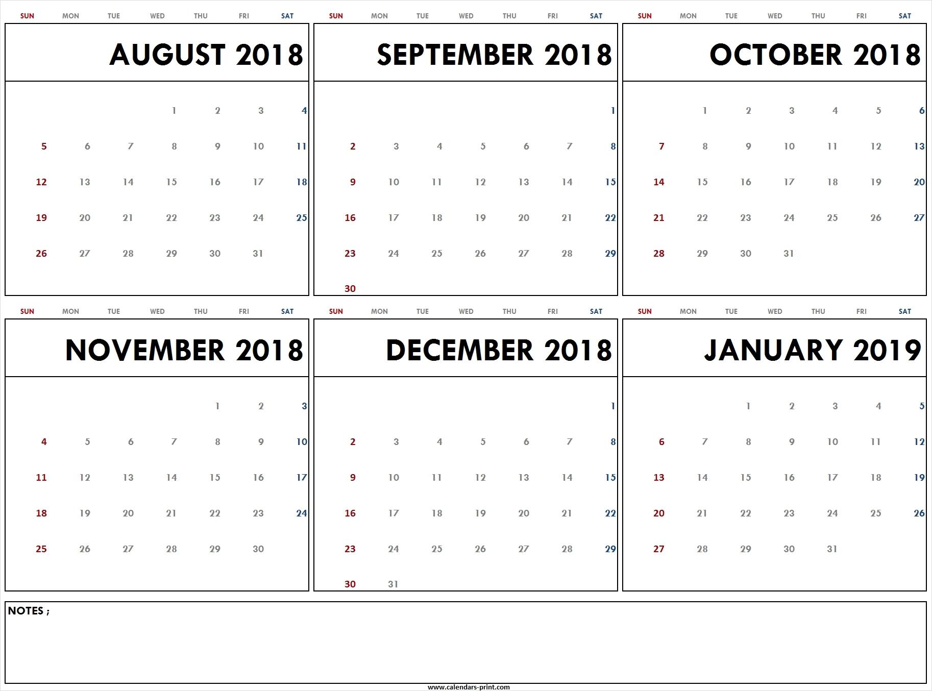 Dec 2019 Jan 2019 Calendar | Kostilka intended for Calendar Images From Jan To Dec
