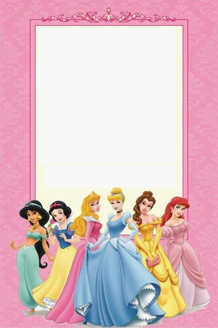 Disney Princess Letter Head Templates Free | Template Calendar Printable inside Disney Princess Letter Head Templates Free