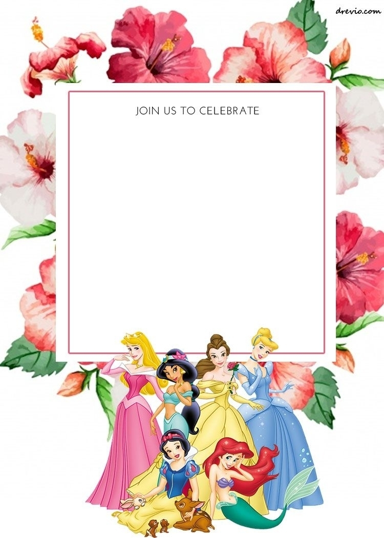 Disney Princess Letter Head Templates Free | Template Calendar Printable regarding Disney Princess Letter Head Templates Free