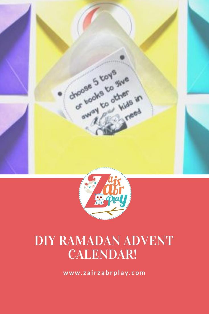 Diy Ramadan Advent Calendar | Blog Posts | Advent Calendar, Ramadan with regard to Free Printable Blank Advent Activities List Minimal