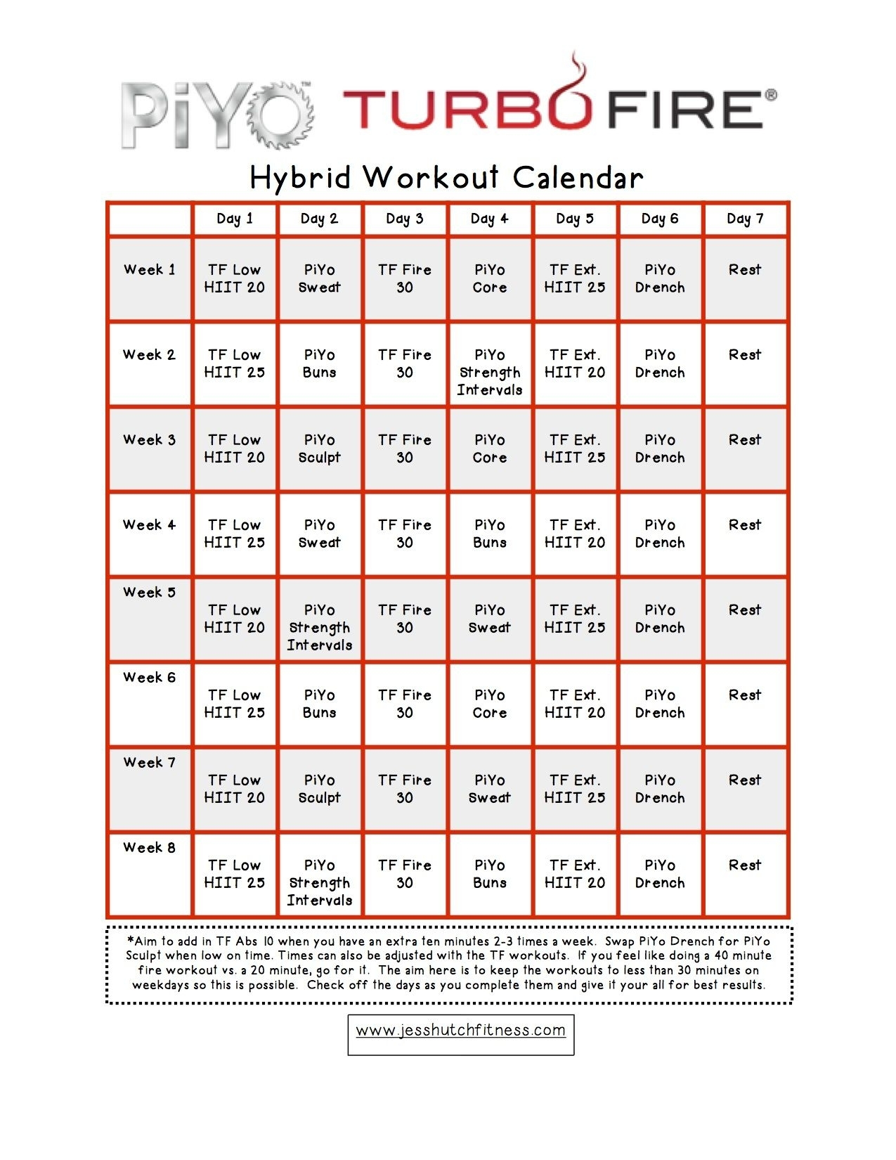 """Don't Be Duped! — 3 """"Diet Foods"""" Guaranteed To Sabotage Your Health with Insanity Max 30/piyo Hybrid Calendar"""